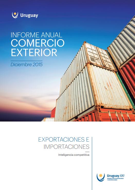 Informe sobre comercio exterior uruguay